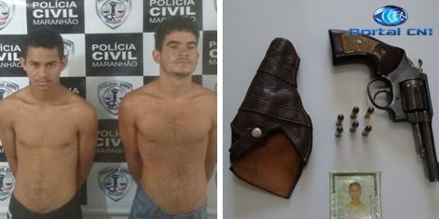 Polícia Civil cumpre mandado de prisão em Brejo