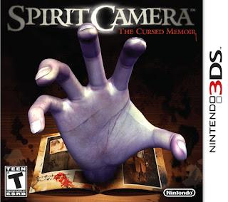 Spirit Camera The Cursed Memoir 3DS CIA Reg Free
