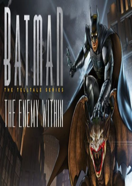 Download Batman the Enemy Within Episode 3 game for PC