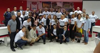 """Campanha  """"RECEPTAÇÃO DÁ CADEIA"""" é lançada na Câmara Municipal de Alagoinhas"""