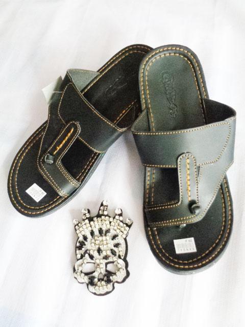 Sandal CIPACUNG TASIK Queen PRIA hitam
