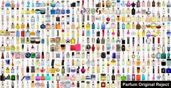 Daftar Nama & Aroma Parfum Original Reject Termurah dan Terlengkap