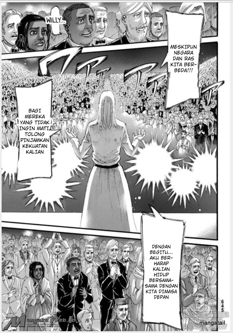 Shingeki No Kyojin: Chapter 100 - Page 36