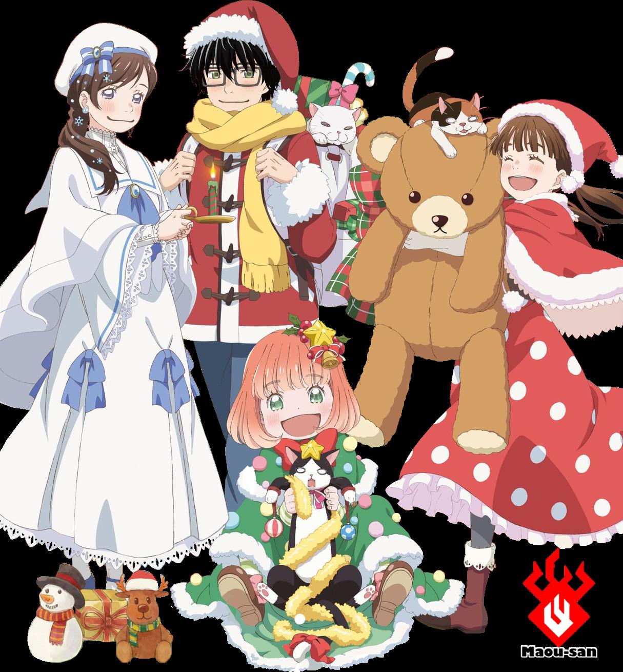 Navidad Sangatsu no Lion