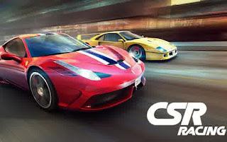 CRS Racing 2 Mod Apk Data