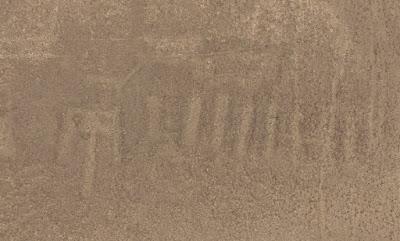 Arqueólogos descobrem novo geoglifo em Nazca, no Peru