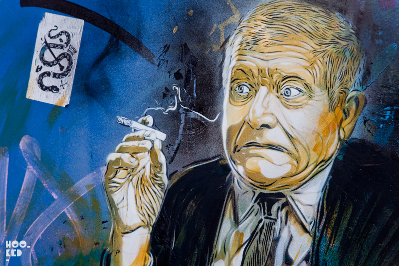 C215 - Dublin Street Art