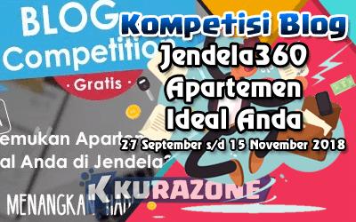 Kompetisi Blog - Jendela360 2018 Berhadiah Gadget dan Uang Tunai Jutaan Rupiah
