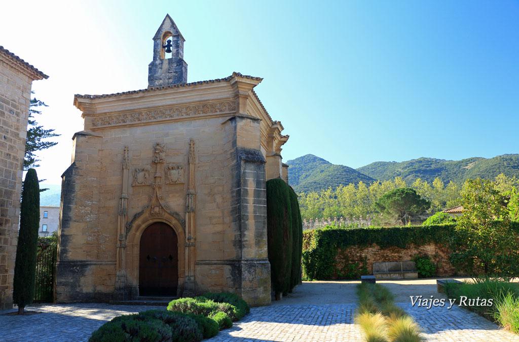 Capilla de San Jordi, Monasterio de Poblet, Tarragona