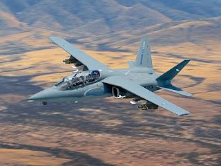 Pesawat Tempur Textron Scorpion