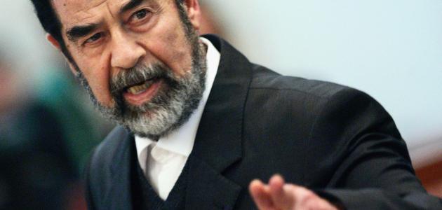 أقوال الرئيس الشهيد صدام حسين المجيد