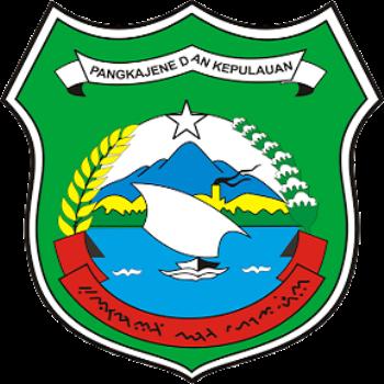 Logo Kabupaten Pangkajene dan Kepulauan PNG