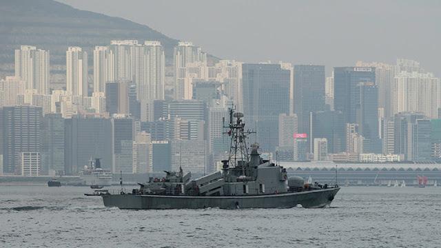 China prueba un nuevo misil cerca de la península coreana