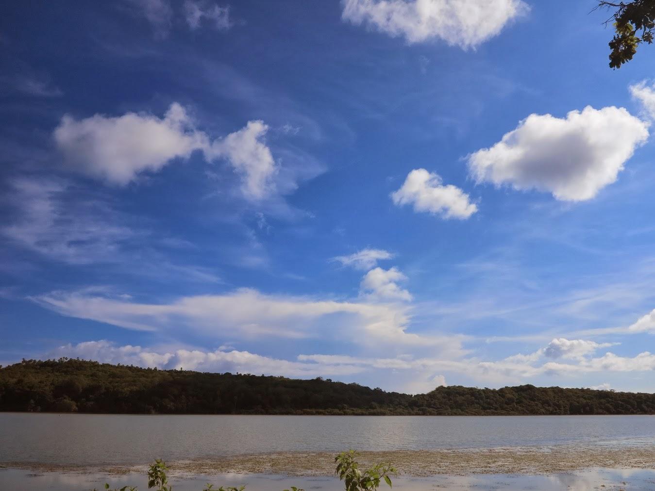 Danau Landu di pulau Rote