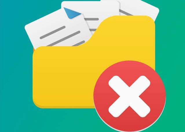 5 Software menghapus paksa file atau folder