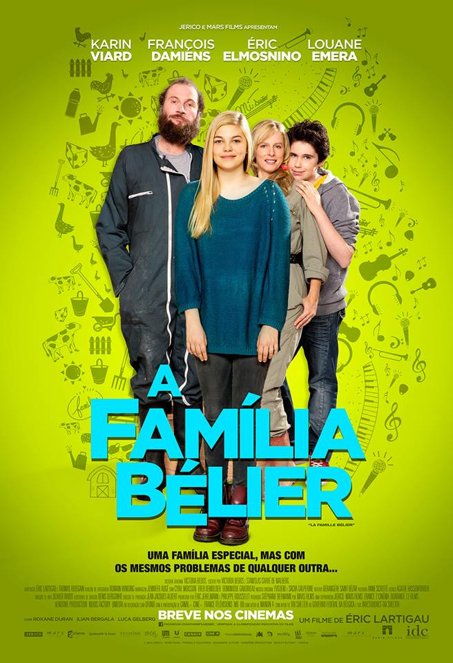 [Filme] A família Bélier