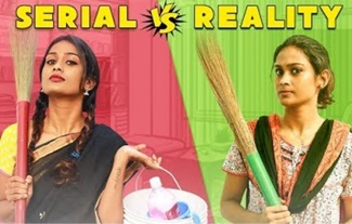 Serial VS Reality | Araathi | Tamada Media