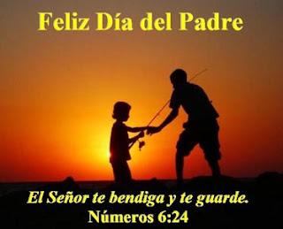 mensajes de feliz dia papa