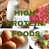 HIGH PROTEIN FOODS- No. 4 is very high in protein.