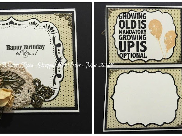 Birthday Card For Jules - ThePaperBagLady