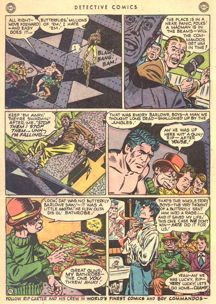 Read online Detective Comics (1937) comic -  Issue #147 - 47