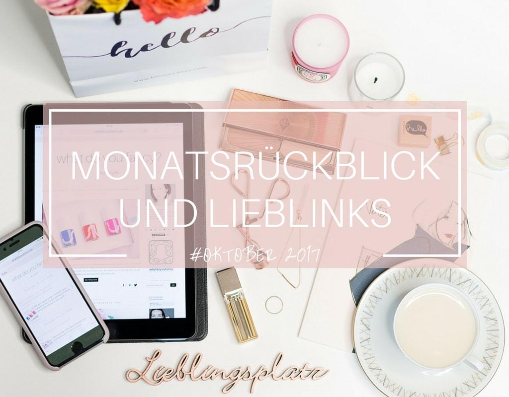 whatdoyoufancy Monatsrückblick Oktober 2017 Cover