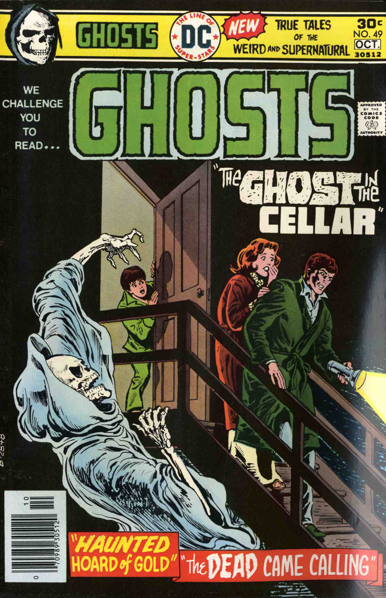 Read online Ghosts comic -  Issue #49 - 1