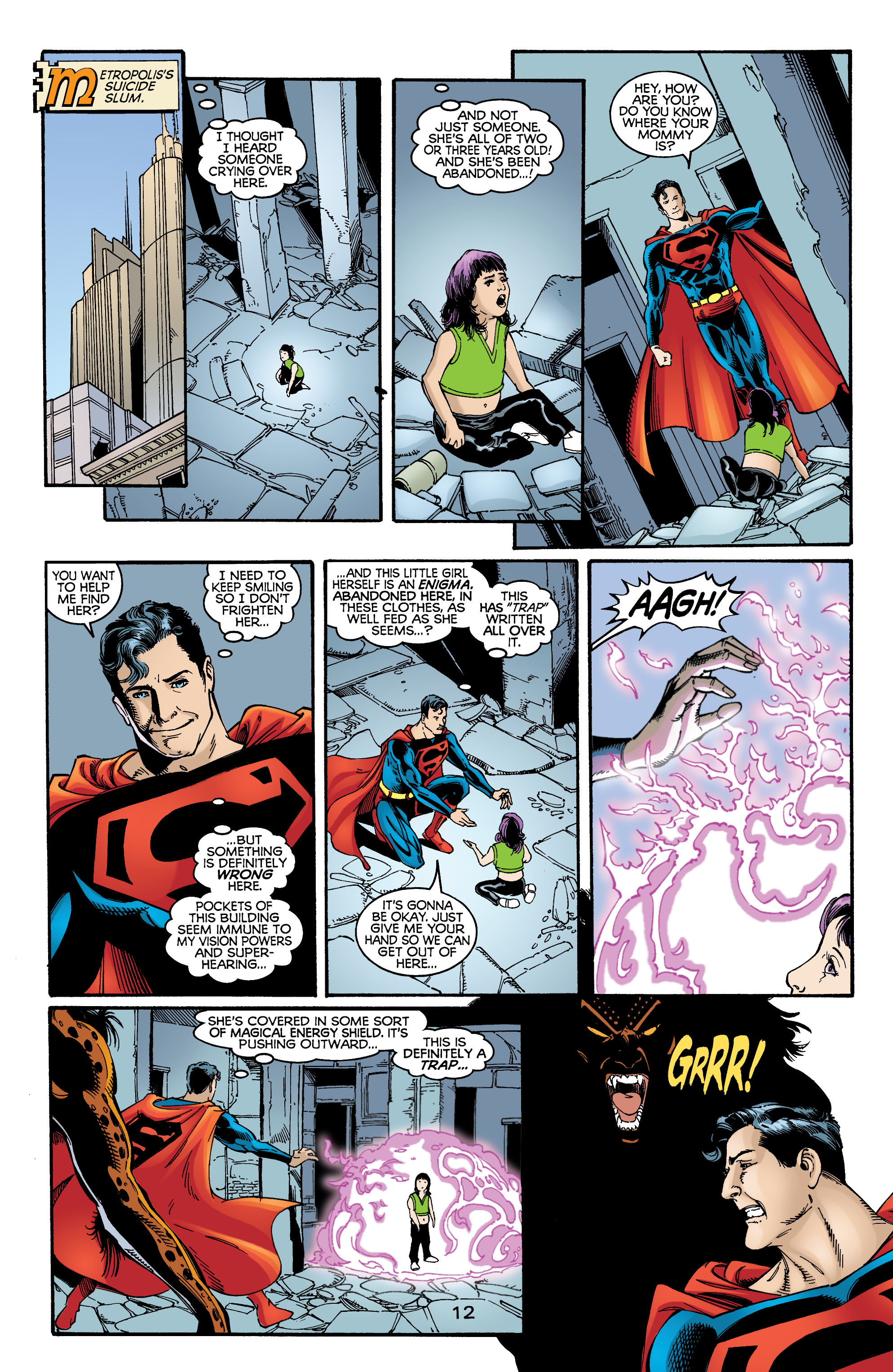 Read online Wonder Woman (1987) comic -  Issue #174 - 13