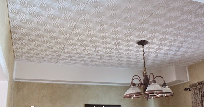 Create With Mom  DIY Ceiling Project with Fasade