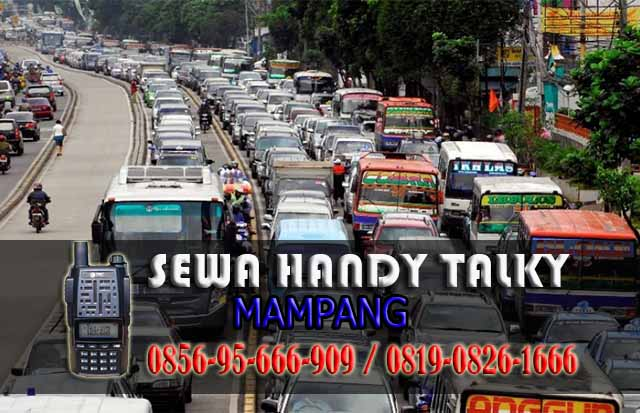 Pusat Sewa HT Mampang Prapatan   Pusat Rental Handy Talky Area Mampang Prapatan