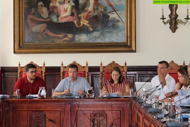 El Consejo Rector del Organismo Autónomo de la Bajada de la Virgen aprueba la constitución del Consejo de Gerencia