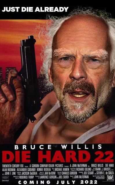 Funny Bruce Willis Die Hard 22 Joke Film