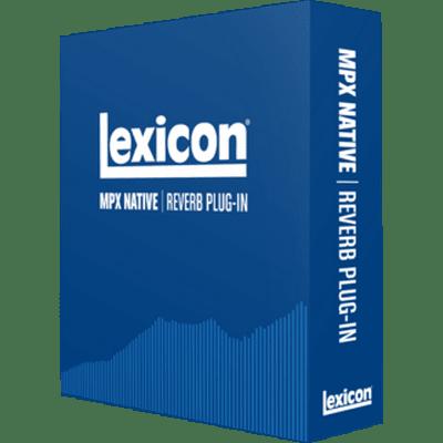 Lexicon - MPX Native Reverb Full version