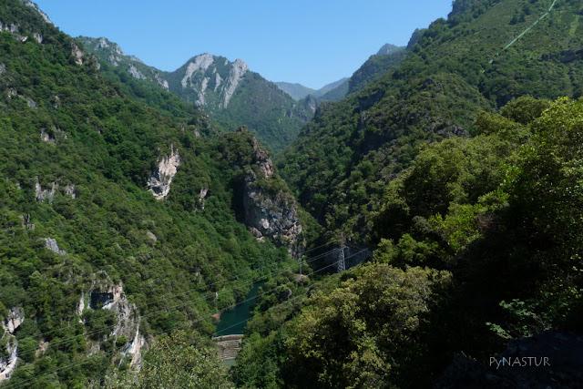 Presa de La Malva - Somiedo - Asturias