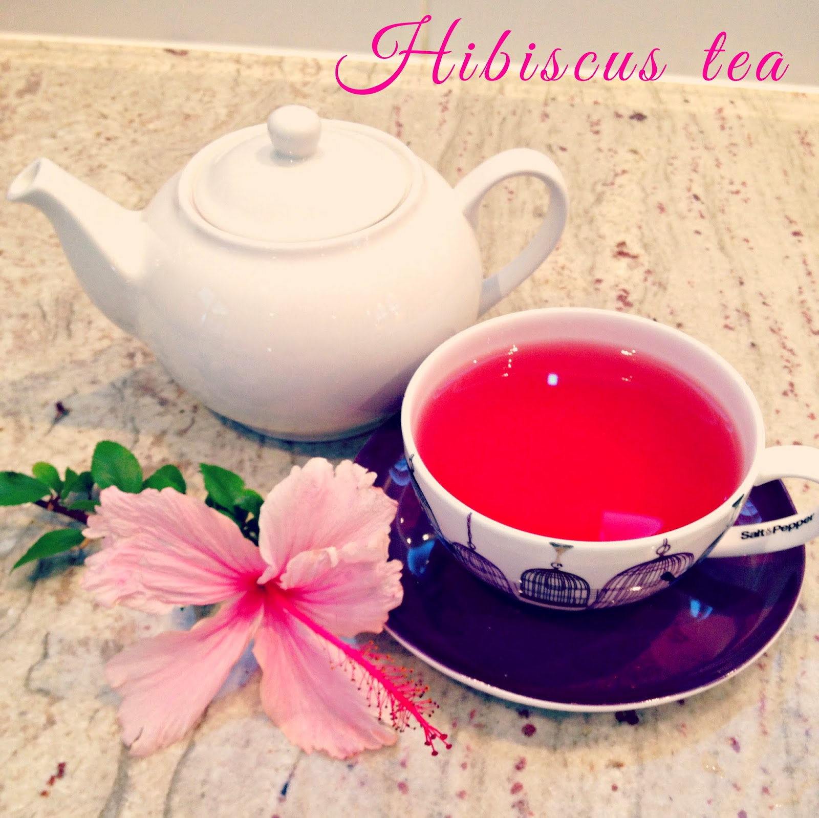 Tea Time with Natasha in Oz ~ Why is Hibiscus Tea so Important for our Health and Wellbeing?