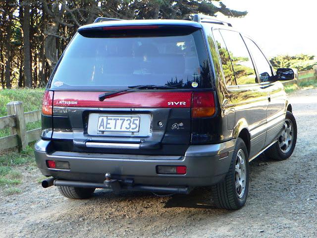 Mitsubishi RVR, ciekawe samochody