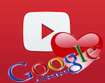 tutorial cara mengaitkan youtube channel dengan akun adsense