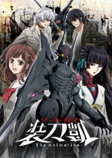 Sword Gai: The Animation season 2