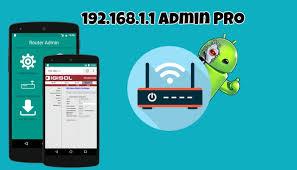 تحميل تطبيق 192.168.1.1 Admin Pro