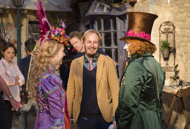 james bobin talks alice through the looking glass