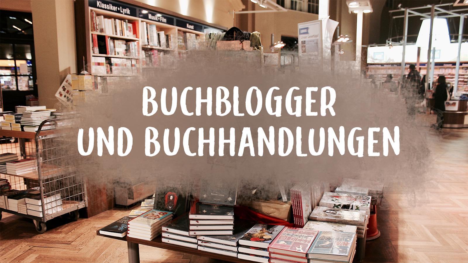 Buchblogger und Buchhandlungen | #4 Ist-Situation und Zukunftsprognosen