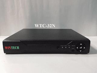 Đầu ghi hình camera 32 kênh 5 trong 1 WTC-32N WinTech
