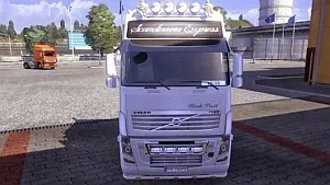 Volvo FH16 reworeked and fixed