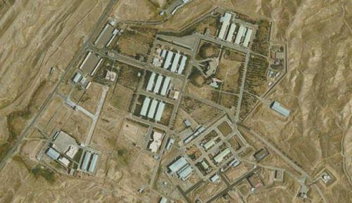 fasilitas nukir Iran Parchin