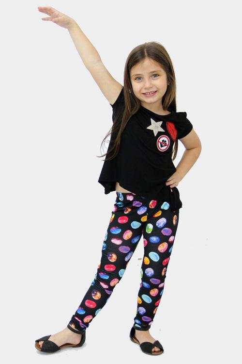 Moda primavera verano 2018 ropa para nenas.