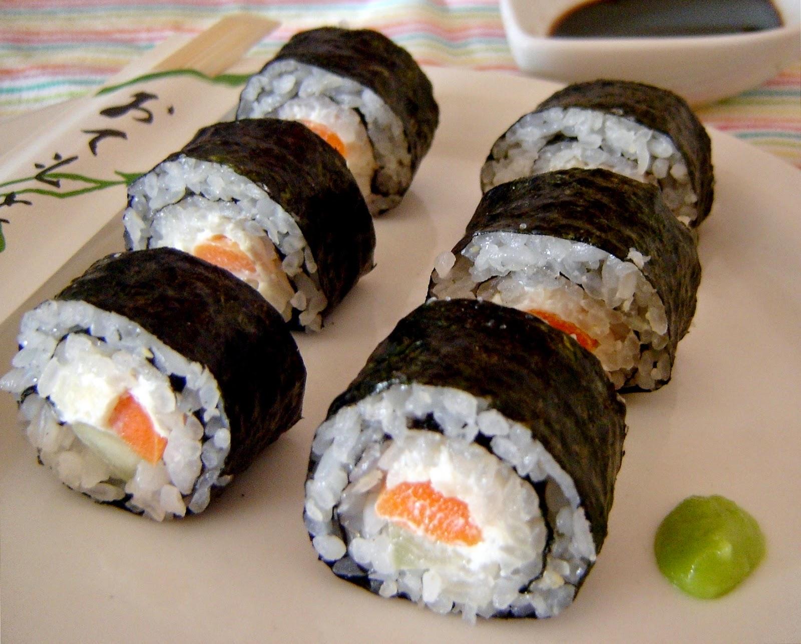 Recetas De Cocina Como Hacer Sushi Super Facil