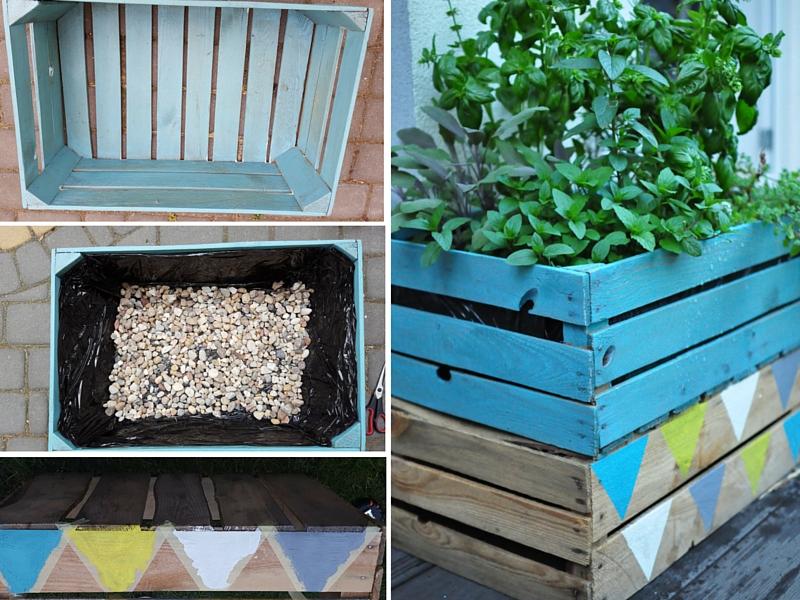 Doniczki Na Kwiaty Diy Na Balkon Lub Taras Ciekawe Inspiracje