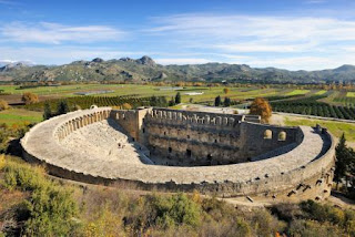 4. Aspendos Theater