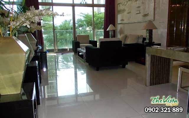 Bán gấp căn hộ Vista An Phú giá 3,7 tỷ view sông