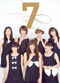 """Berryz Kobo 7 Shunen Kinen Photobook """"7"""" / Berryz Kobo"""